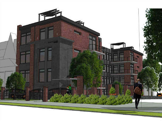 8-Unit Residential Conversion Planned For Trinidad: Figure 1