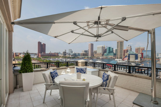 This Week's Find: Tom Clancy's Massive Baltimore Penthouse: Figure 5