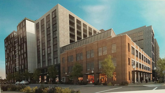 Boutique Hotel, 370 Apartments Planned For Self-Storage Warehouse Near Union Market: Figure 1