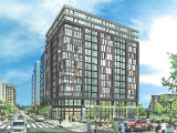 200-Room Hotel With 30 Luxury Apartments Planned For Mount Vernon Triangle