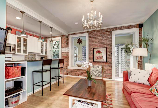Best New Listings: 750 Square Feet in Adams Morgan, Sophisticated in Cleveland Park: Figure 1
