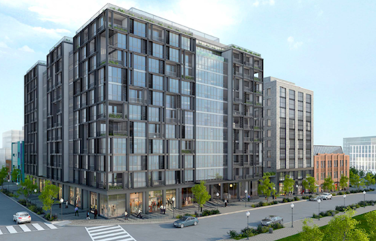 Plans Filed For Boutique Hotel, 369 Apartments Near Union Market: Figure 4