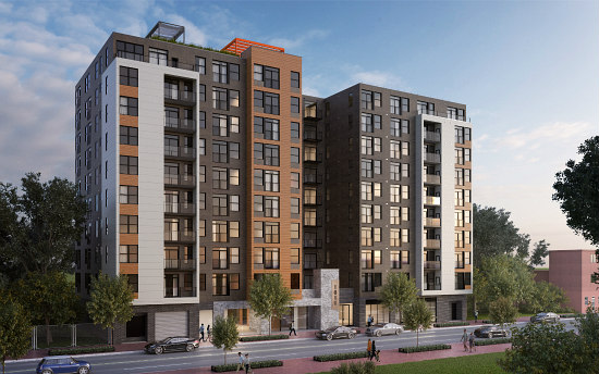New Images For 133-Unit Mount Vernon Triangle Development, Delivery Slated for 2016: Figure 4
