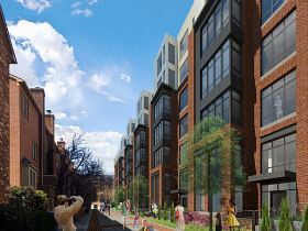 Arlington County Board Looks to Approve 173-Unit Apartment Project on Glebe Road