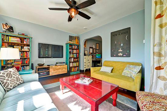 Best New Listings: Shades of Blue on the Hill, 20-Foot Ceilings in Mount Pleasant: Figure 3