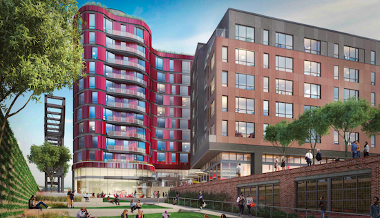 927-Unit Mixed-Use Project Planned For Union Market Area: Figure 4