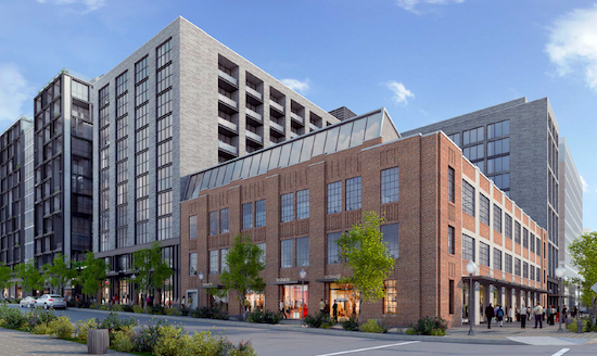 Plans Filed For Boutique Hotel, 369 Apartments Near Union Market: Figure 3