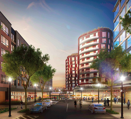 927-Unit Mixed-Use Project Planned For Union Market Area: Figure 1