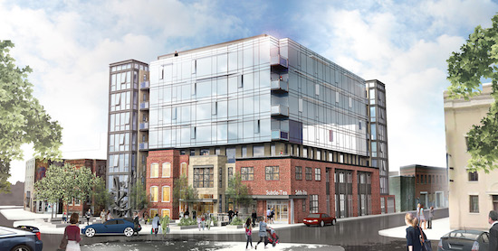60-Unit Development Adjacent to Howard Theatre Garners ANC Support: Figure 1
