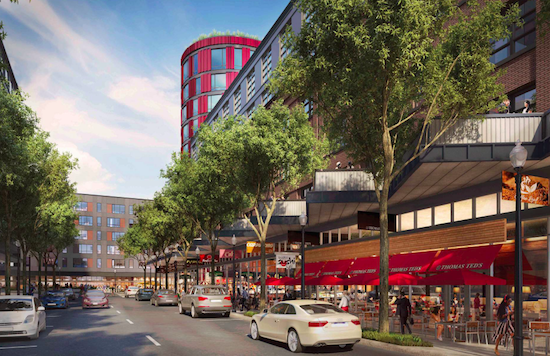 927-Unit Mixed-Use Project Planned For Union Market Area: Figure 2