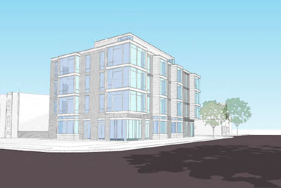 22-Unit Condo Project Planned For South End of Barracks Row: Figure 2
