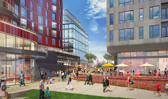 927-Unit Mixed-Use Project Planned For Union Market Area: Figure 6