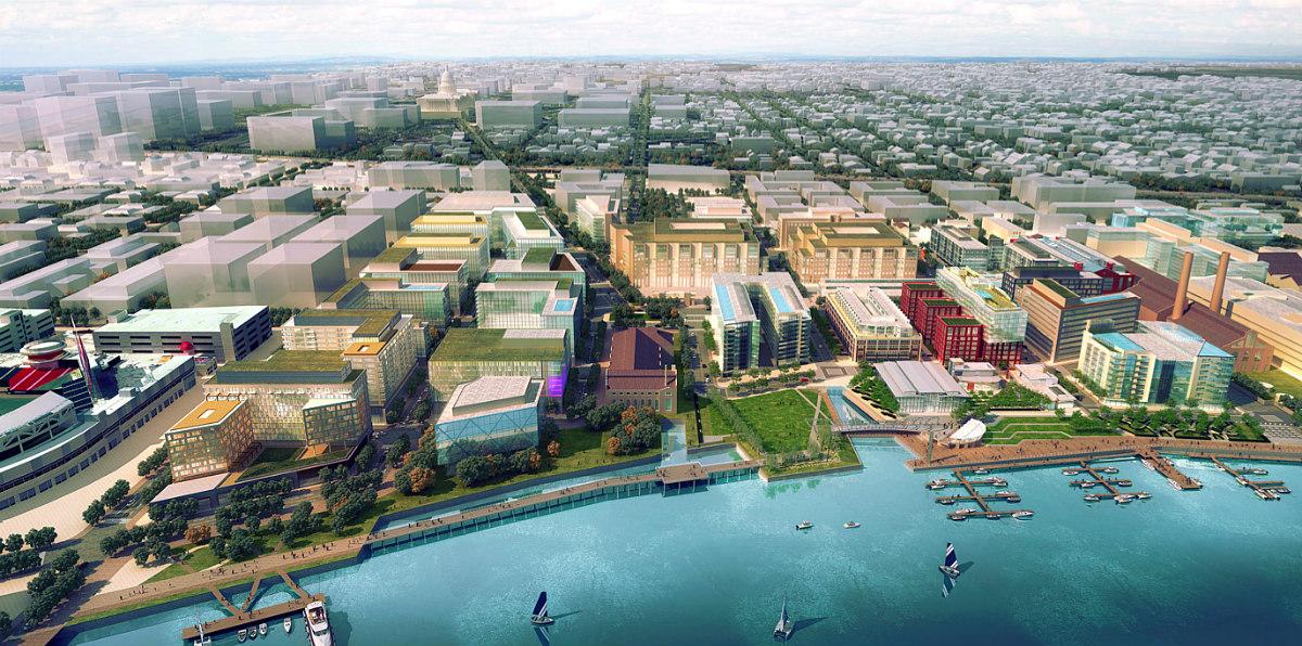Forest City Presents Plans For 270 Unit Building At Parcel L