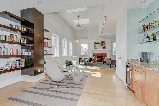 This Week's Find: 2,400 Square Feet of Loft Space in Former Embassy: Figure 2
