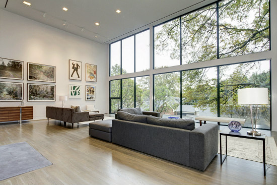 This Week's Find: Art, Wine and 6,000 Square Feet Near Observatory Circle: Figure 2
