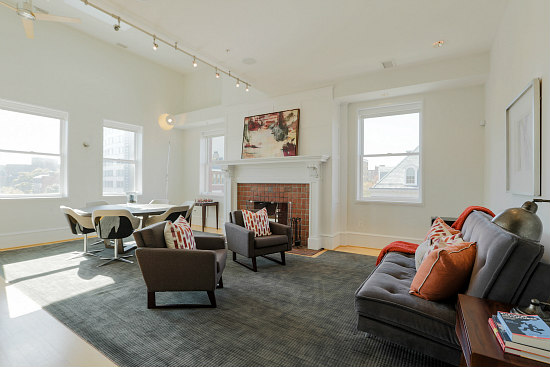 This Week's Find: 2,400 Square Feet of Loft Space in Former Embassy: Figure 4