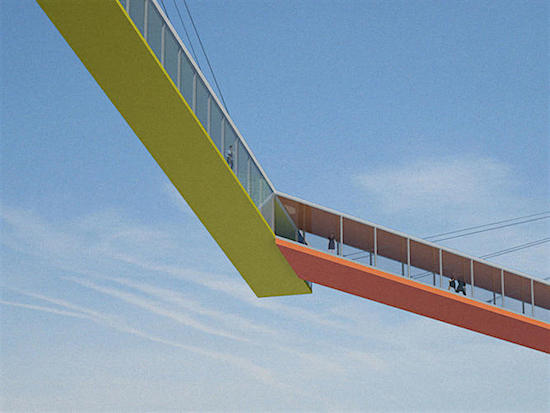 Copenhagen Hotel/Office Project Will Feature Pedestrian Bridge 200 Feet Above Harbor: Figure 3