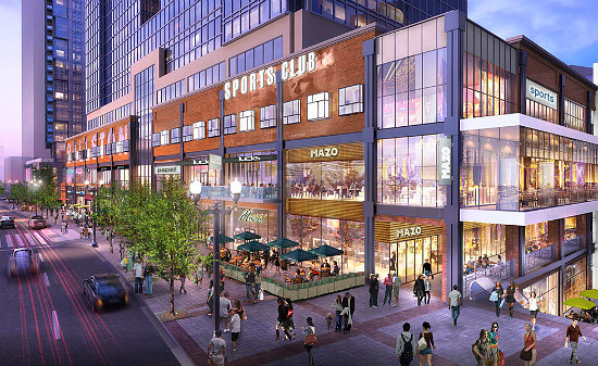 Arlington County Board Will Consider Redevelopment of Ballston Mall: Figure 1