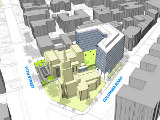 Eastbanc Plans 90 to 120-Unit Apartment Building at 16th Street and Columbia Road