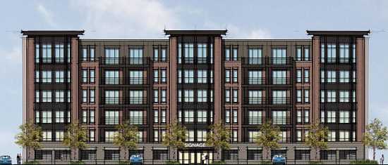EYA, Boston Properties Plan 375-Unit Development in Rockville: Figure 1