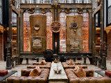Best Interior Design For a New Development: Hecht Warehouse
