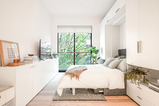 A Look Inside NYC's First Micro-Unit: Figure 2