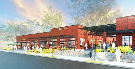 Douglas Plans Redevelopment of Ivy City Warehouse For Retail Use: Figure 1