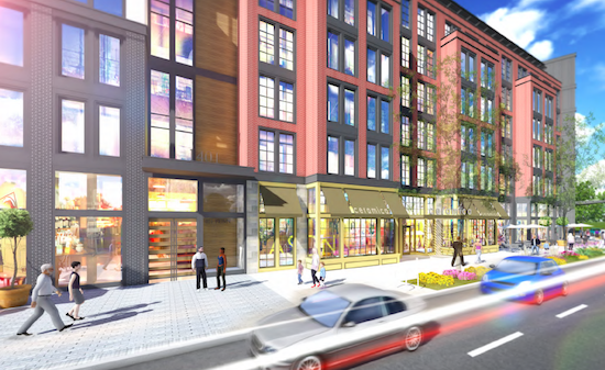 New Renderings for 180-Unit Mixed-Use Development in Hill East: Figure 3