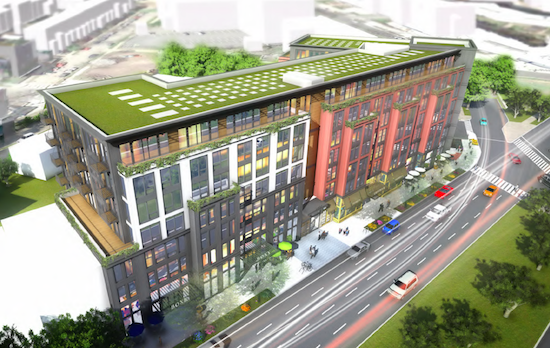 New Renderings for 180-Unit Mixed-Use Development in Hill East: Figure 4