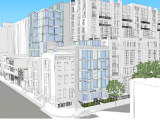 Plans Filed For 28 to 33-Unit Residential Building in Shaw