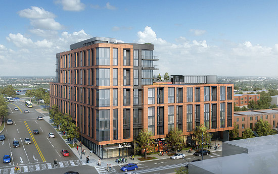 180-Unit Residential Project Coming East of the H Street Corridor: Figure 2