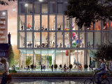 London High-Rise is Giant Co-Living Space