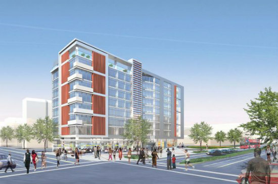 ANC Supports Workforce Housing, Net-Zero Proposals For Mount Vernon Triangle Site: Figure 3