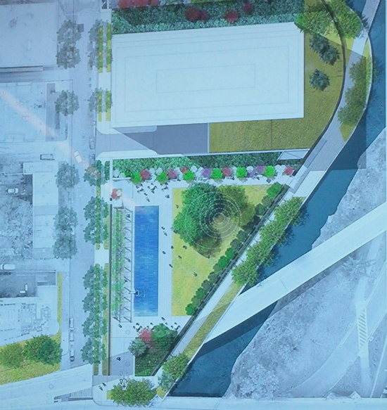 Two New Designs Unveiled for the Georgetown West Heating Plant Project: Figure 4