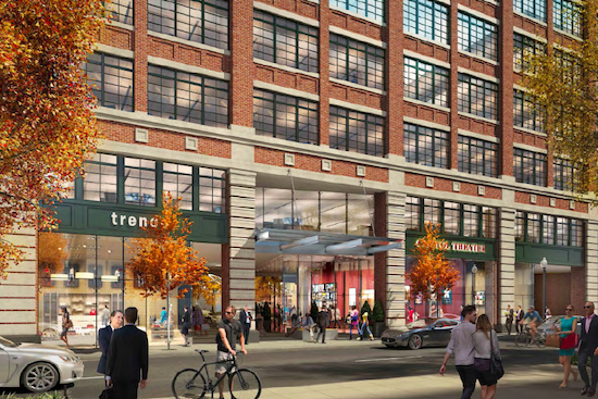 NoMa Mixed-Use Project With Residences, Retail, Office Space and Movie Theater Gets Approval: Figure 4