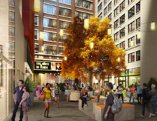NoMa Mixed-Use Project With Residences, Retail, Office Space and Movie Theater Gets Approval: Figure 3