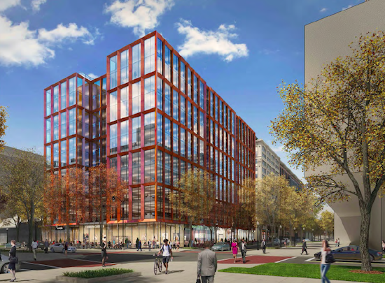 NoMa Mixed-Use Project With Residences, Retail, Office Space and Movie Theater Gets Approval: Figure 2