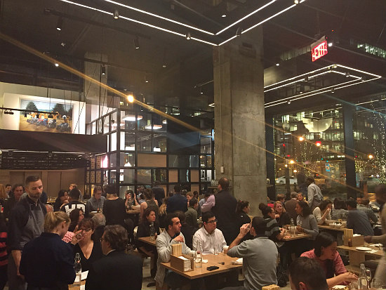 The Most Buzzed About Restaurant Arrival of 2015: Momofuku: Figure 1