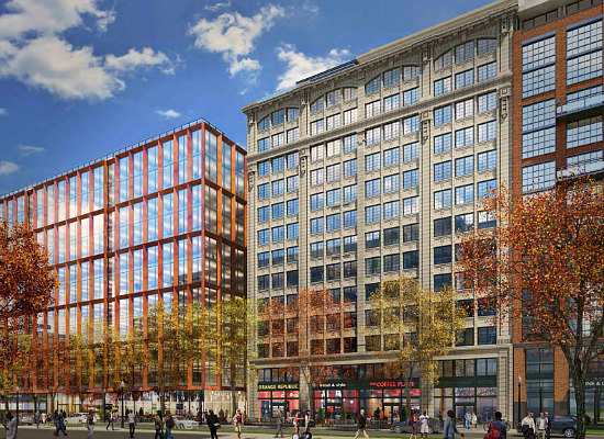 NoMa Mixed-Use Project With Residences, Retail, Office Space and Movie Theater Gets Approval: Figure 1