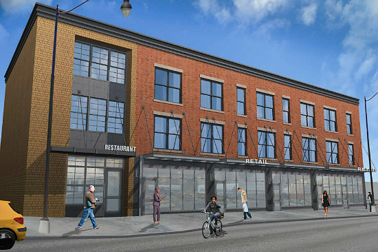 Douglas Plans 13 Apartments, 4,000 Square Feet of Retail Near H Street: Figure 1