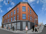 Douglas Plans 13 Apartments, 4,000 Square Feet of Retail Near H Street
