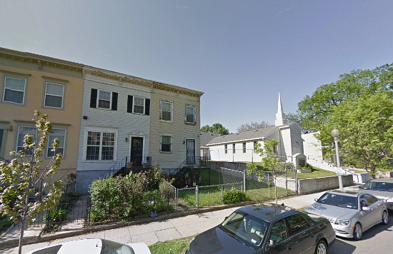36-Unit Development Planned For Church, Rowhouses on Capitol Hill: Figure 1
