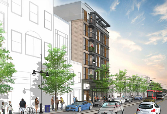 The 1,458 New Units Coming to the H Street Corridor: Figure 12
