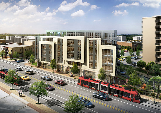 The 1,458 New Units Coming to the H Street Corridor: Figure 1