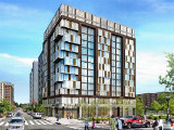New Rendering For Hotel/Apartment Hybrid Planned in Mount Vernon Triangle