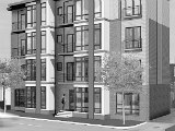 9-Unit Development Planned For Vacant Lot Between Bloomingdale and Truxton Circle