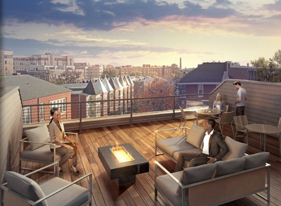 Ontario 17: 70% Sold Out at Stylish Adams Morgan Condominium: Figure 2