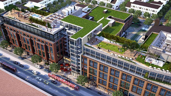 The 1,458 New Units Coming to the H Street Corridor: Figure 5