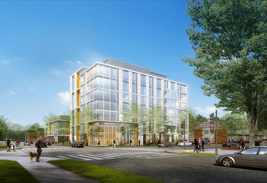 Shakespeare Theatre Files PUD For 136-Unit Mixed-Use Project in Southwest: Figure 2