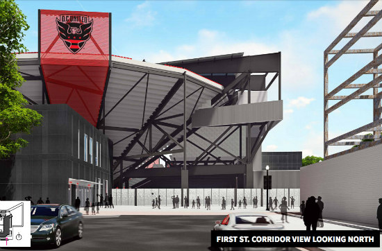 Planned Unit Development Filed For New DC United Stadium: Figure 2